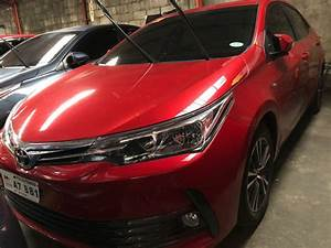 2018 Toyota Corolla Altis 1 6 G Manual Transmission  Cars