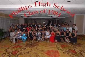 Class of 1981 (Phillips High School)