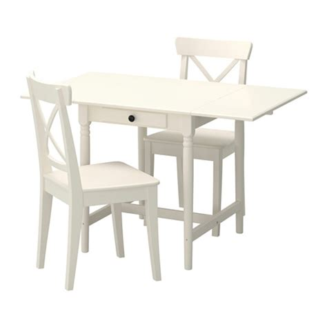 ikea table de cuisine et chaise ingatorp ingolf table and 2 chairs ikea