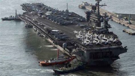 north korea threatens   nuclear strike  american