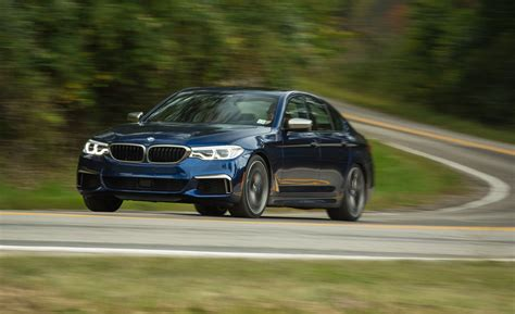 2018 Bmw 5series  Indepth Model Review  Car And Driver
