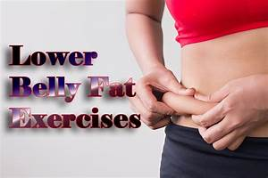Quiet Corner Exercises To Get Rid Of Lower Belly Fat