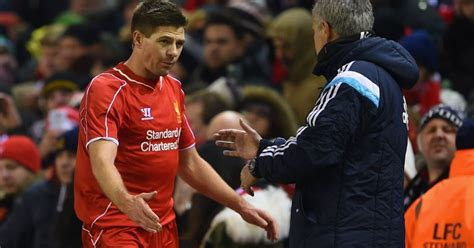 Liverpool legend Steven Gerrard says Jose Mourinho would ...