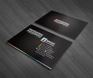 Professional, Photography, Business, Card, Design, U2013, Lemon
