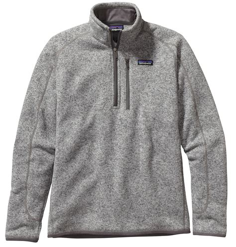 patagonia better sweater patagonia 39 s better sweater 1 4 zip fleece jacket