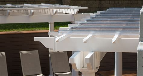 polycarbonate pergola covers shaderight fixed canopy