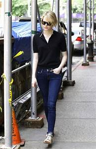Emma Stone Street Style - My Real Style
