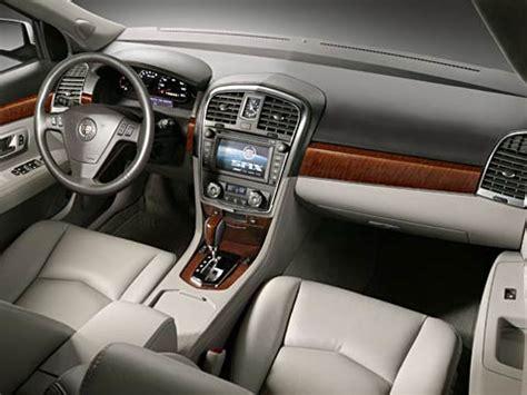 cadillac srx finally   interior latest auto