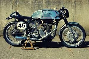 Norton Model 30 Manx Racing Motorcycle