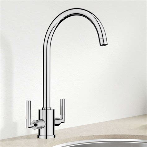 size of kitchen sink blanco eye 5300 bm5300ch chrome tap kitchen sinks taps 5300