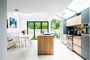 9 amazing victorian terrace transformations real homes With victorian kitchen extension design ideas