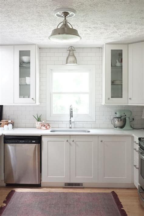 are ikea cabinets durable ikea sektion kitchen review 1 year later dahlias and dimes