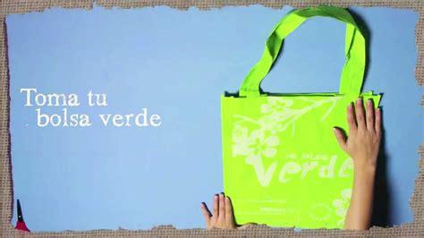 tutorial transforma tu bolsa verde en  mandil