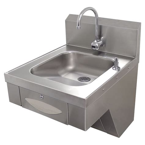 advance tabco wall mounted sink advance tabco 7 ps 41 wall mount commercial sink w