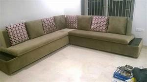 L shape sofas jp furnitures for Sectional sofa hyderabad