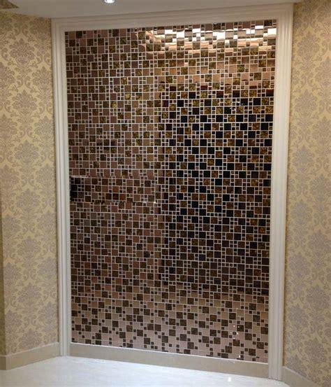 wholesale vitreous mosaic tile backsplash gold 304