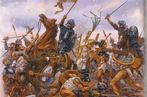 fin imperio azteca resumen