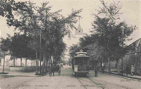 bureau angle parcours thématique le tramway à québec bibliothèque et