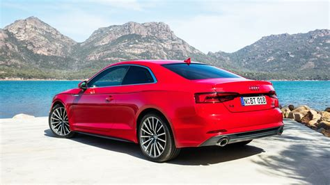a5 coupe 2017 2017 audi a5 coupe review caradvice