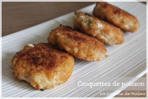 croquette de saumon cuisine fut馥 c 39 est facile