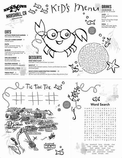 Menu Template Restaurant Templates Restaurants Menus Printable