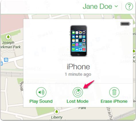 find my iphone lost mode how to track lost iphone