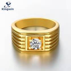 gents ring finger aliexpress buy gents rings new design 18k yellow