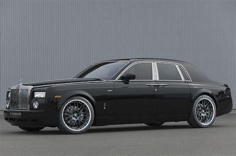 Hamann Tunes The Rolls-royce Phantom For More Power, Less