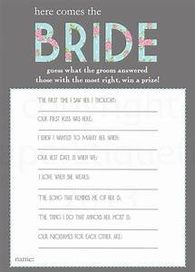 8 creative bridal shower games to have fun With wedding shower game