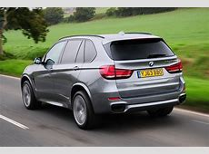 BMW X5 M50d 4x4 2013 pictures Auto Express