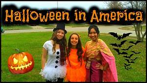 Halloween In Amerika : vlog 3 halloween in the usa 2015 youtube ~ Frokenaadalensverden.com Haus und Dekorationen