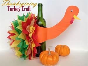 Easy, Wine, Bottle, Turkey, Craft, Idea