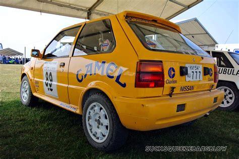 Nissan Micra (k10) Rally Car