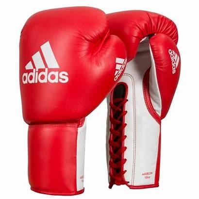Boxing Gloves Pro Adidas Fight Glory Lace