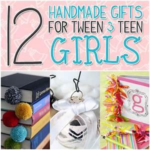 A Dozen Handmade Gifts for Tween & Teen Girls A Little