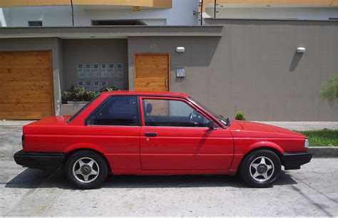 1987 Nissan Sentra   Information and photos   MOMENTcar