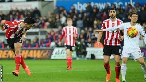 Swansea City 0-1 Southampton - BBC Sport