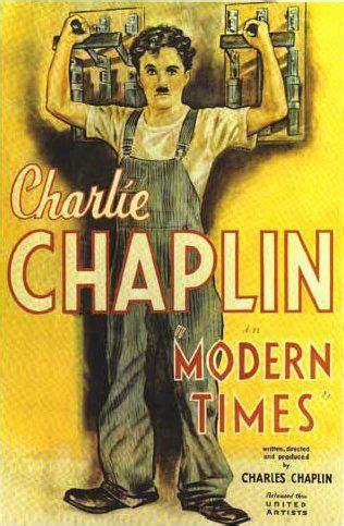 les temps modernes affiche affiches posters et images de les temps modernes 1936