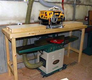 Jointer and Planer Recommendations - by twelvepoint