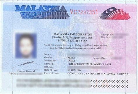 malaysia visa   malaysia tourist visabusiness