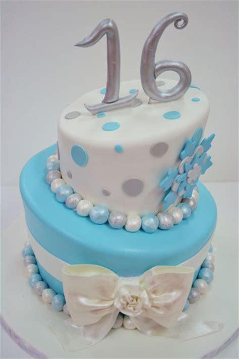 sweet  cakes nj winter wonderland custom cakes