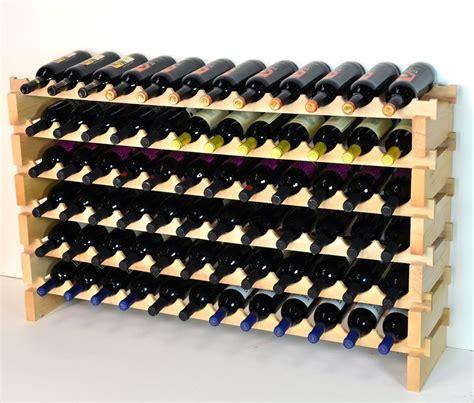 pictures of wine racks modular wine rack 72 bottles 6 rows 12 bottles across