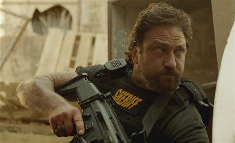 eva melander agent yes there will be a den of thieves sequel with gerard