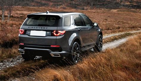 Land Rover Discovery Sport 2019 by New Land Rover Discovery Sport 2019 Model Spotted On The Road