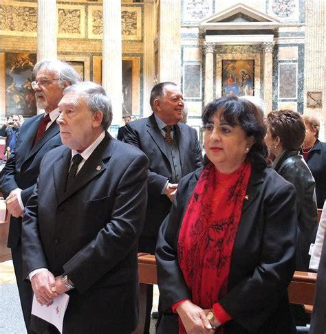 Consolato Russia Roma by Il Console Onorario Di Russia E L Ambasciatore Di