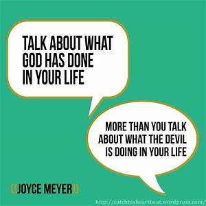 Joyce Meyers Quotes On Mouth QuotesGram