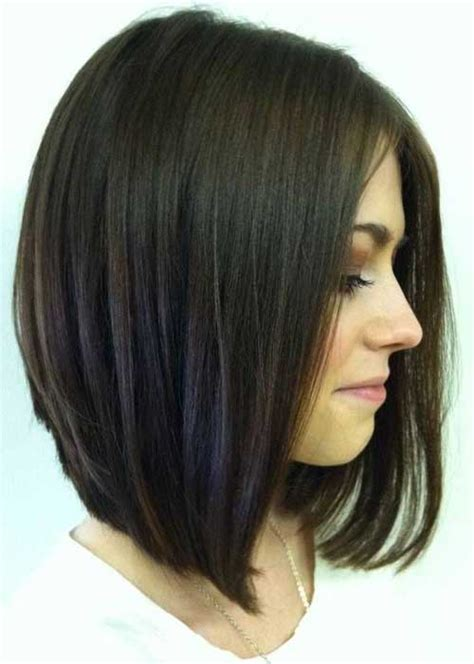 Long Inverted Bob Haircut 2013   New Style for 2016 2017