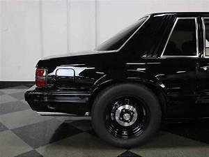 1986 Ford Mustang SSP Interceptor for Sale | ClassicCars.com | CC-932681