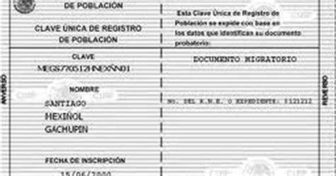 ¿necesitas ayuda para consultar tu curp? Clave CURP Estado de Mexico en linea Edomex | Curp ...