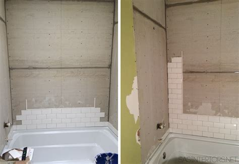 do it yourself bathroom remodel ideas bathroom makeover diy tips tricks on how to tile grout a bathroom day 5 16 jenna burger